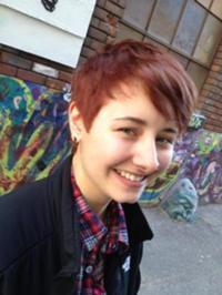 Equality NC Foundation Student Leadership Award Winner, Sammi Kiley